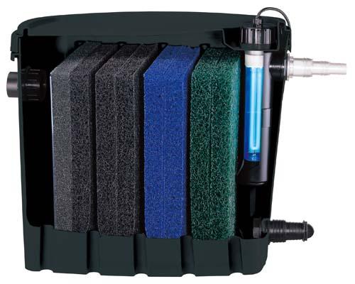 Portable bio filter shrimp care aquaculture products for Portable pond filter